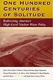 One Hundred Centuries of Solitude, James Flynn, 081338916X