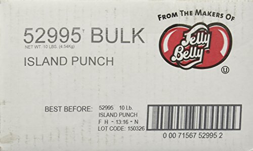 unch Jelly Beans, 10-Pound Box (Kosher Gourmet Jelly Beans)
