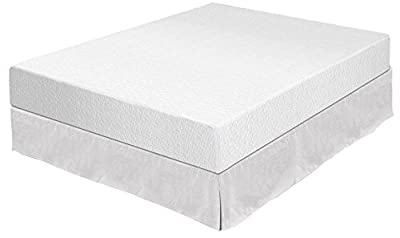 "12"" Memory Foam Mattress + Bed frame Set - No box spring need. Perfect for memory foam mattress"