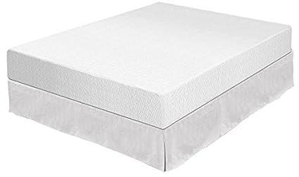 Best Price Mattress 8u0026quot; Memory Foam Mattress And Premium Bed Frame Set  ...