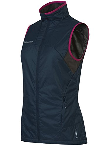 Mammut Chaleco botnica thermo mujer radiance azul - dark space