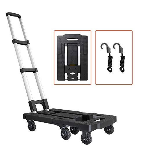 Pansonite Folding Luggage Cart