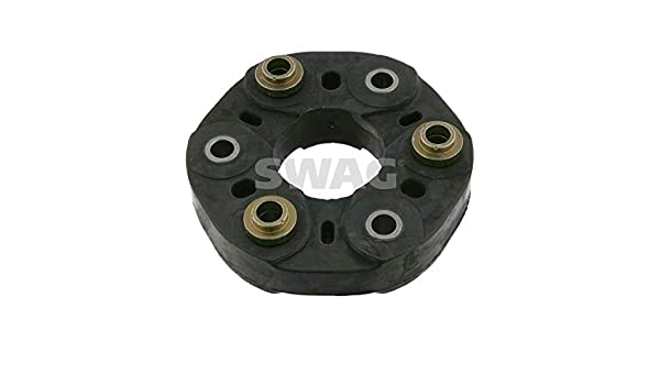 SWAG Propshaft Joint Flexible Disc Fits MERCEDES S204 C204 W203 5127291AA