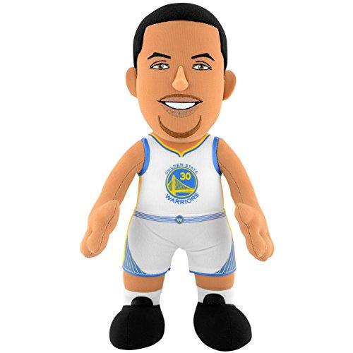 Bleacher Creatures NBA Golden State Warriors Stephen Curry 10-inch Plush Figure by Bleacher Creatures