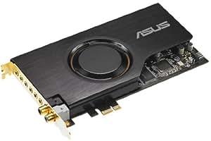 ASUS Xonar D2X - Tarjeta de sonido (24 Bit, 7.1, 118 Db, PCI-E, Ableton Live 6 Lite, PowerDVD 7.0, Valuable Cakewalk Sonar LE, Dimesion LE, Project5 LE, 192 kHz)