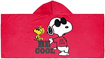 Kids Hooded Bath Pool Beach Snoopy Peanuts Super Soft /& Absorbent  Towels Gifts