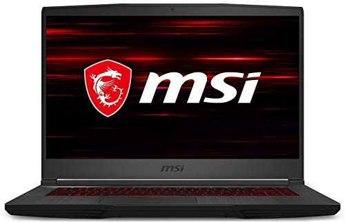 "XPC MSI GF65 Thin Gaming Laptop (Intel i7-9750H, 32GB RAM, 2TB NVMe SSD, GeForce RTX 2060 6GB, 15.6"" FHD 120Hz IPS-Level, Windows 10 Home) Gamer Notebook Computer"