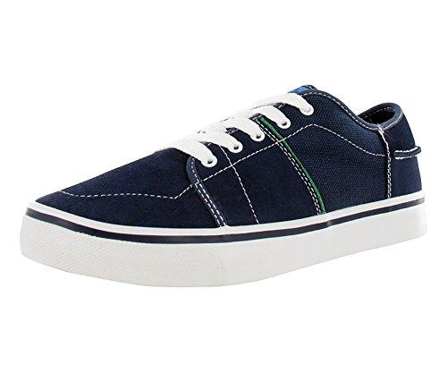 iPath Men's Alfaro Skate Shoe,Blue,7.5 M US