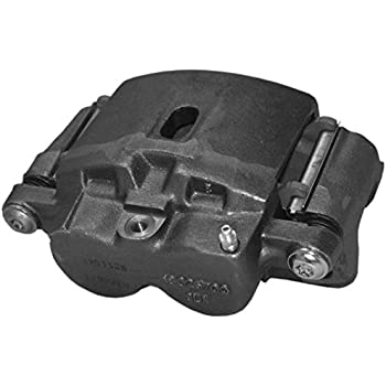 ACDelco 18FR1379 Professional Disc Brake Caliper Assembly without Pads (Friction Ready Non-Coated), Remanufactured