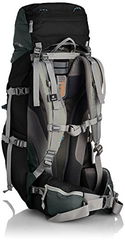 Deuter ACT Lite 40 + 10 Ultralight Trekking Backpack, Black/Granite