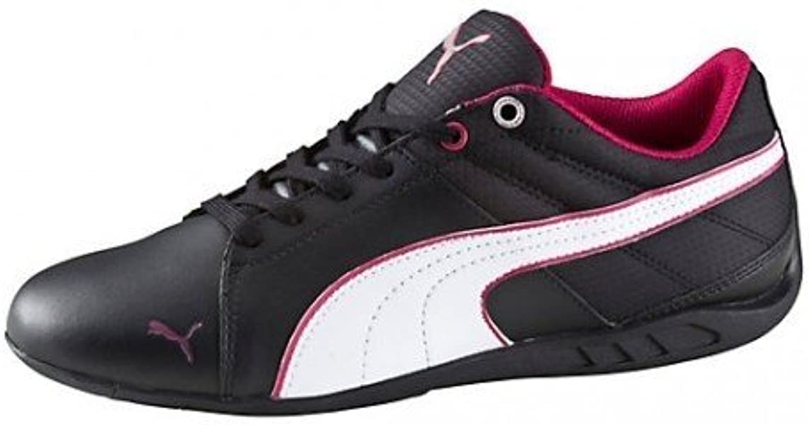 puma sneakers for, Racing cat 1.1 trainers black white