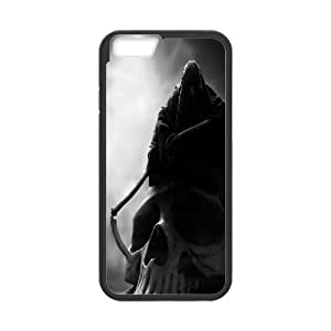Customization Personalised Phone Case Grim Reaper For iPhone 6,6S Plus 5.5 Inch NP4K03022