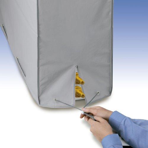 20 37 rayen 6061 housse climatiseur pour protger votre for Protection climatiseur exterieur