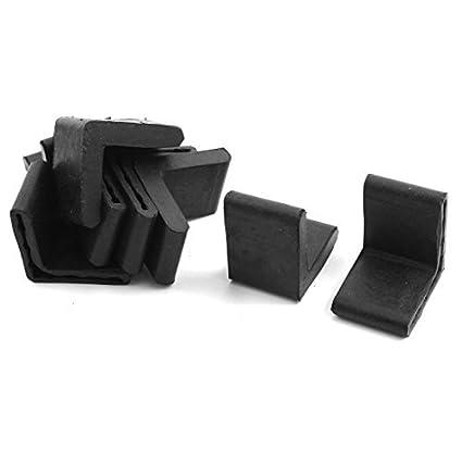 Amazon.com: eDealMax de goma domésticos Tabla armario de la ...