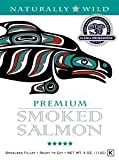 Alaska Smokehouse Smoked Salmon in a Gift Box, 4 oz [Misc.]