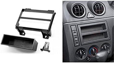 Sound-way Kit Montaggio Autoradio, Mascherina 1 DIN, Cavo