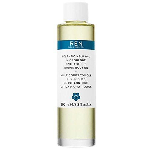 (REN Atlantic Kelp and Microalgae Anti-fatigue Toning Body Oil (100 ml))