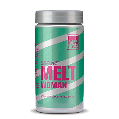 MMUSA MELT FAT BURNER FORMULA FOR WOMEN,120 Capsules
