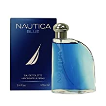 Nautica Blue By Nautica For Men Edt Spray 3.4 Oz