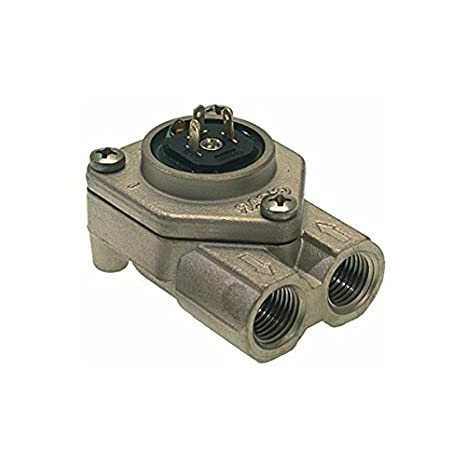 """Nuevo Gicar Flowmeter 1/4"""" para Máquinas Espresso, Cimbali, ..."""