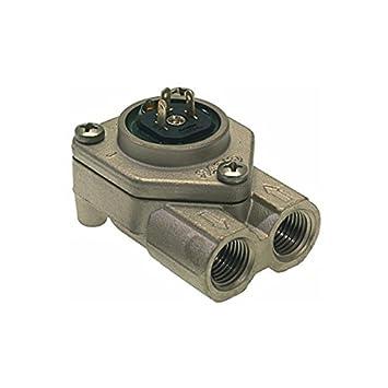 """Nuevo Gicar Flowmeter 1/4"""" para Máquinas Espresso, Cimbali, Faema"""