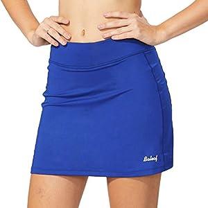 Baleaf Women's Active Athletic Skort Lightweight Skirt with Pockets for Running Tennis Golf Workout 16