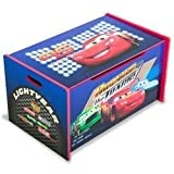 Delta-Disney Kids Furniture Storage Box - Pixar Cars Toy Chest