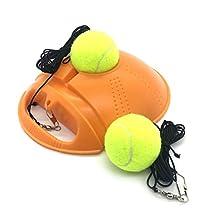 Linkin Sport Tennis Stroke Trainer Ball-Back Training gear Tennis Practice Tools