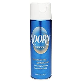 Adorn Hair Spray Frequent Use 7.50 oz (Pack of 6)