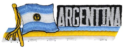 Argentina Flag and Colors 3.5