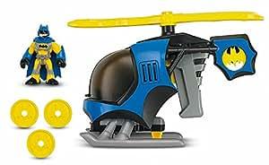 Batman W8535 - Vehiculos Batman Imaginext Batcoptero (Mattel)