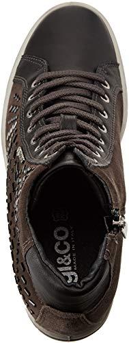 Hi Delle Grigio 20 21557 Dsy Donne Igi scarpe grigioscuro FqrqvRwIO