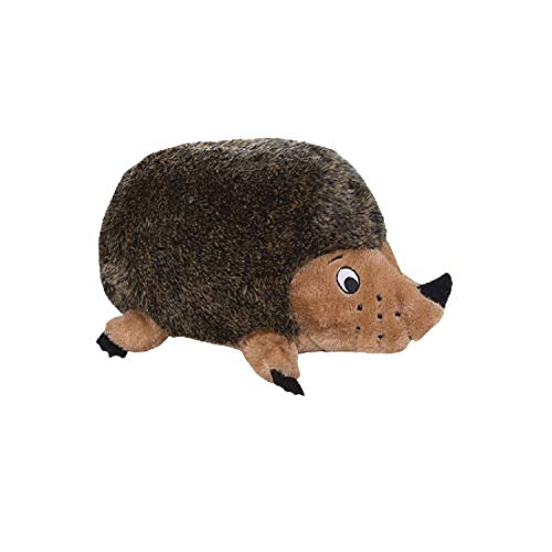 Outward Hound Hedgehogz Squeaky Dog Toy – Cuddly Soft Toy for Dogs – Durable Plush Fluffy Toy for Awesome Pets