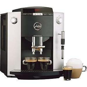 jura capresso 13185 impressa f7 espresso machine silver metallic kitchen dining. Black Bedroom Furniture Sets. Home Design Ideas