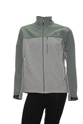 Men's The North Face Apex Bionic Jacket Grey Medium