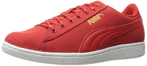 Puma Vrouwen Vikky Spice Fashion Sneaker Hoog Risico Rood-high R