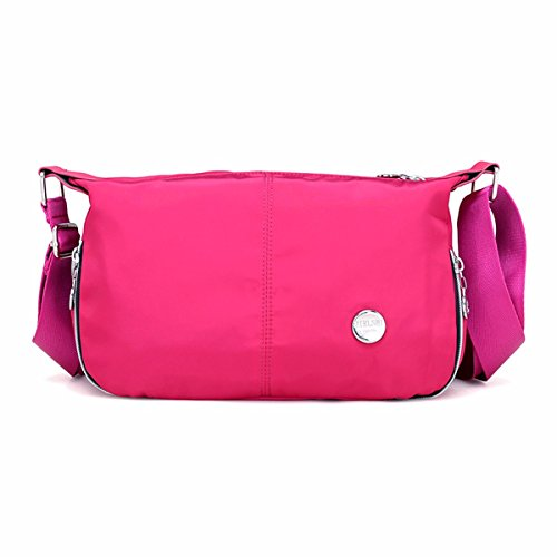 Bolsa M Nylon De Tela Satchel Tela GTVERNH De Bolsa Oxford Shoulder Ocio Canvas Q Waterproof Bolsa Print Bag De UEqa5xAw5