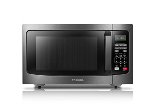 Toshiba Microwave Oven with Smart Sensor - 1.2 Cu.ft - 1100W