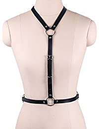 Women's Waist Belts - Punk Sexy Harness Body Chain Suspenders Adjustable