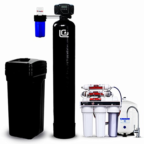 Whole House Water Filtration Kit Fleck 5600 Metered On
