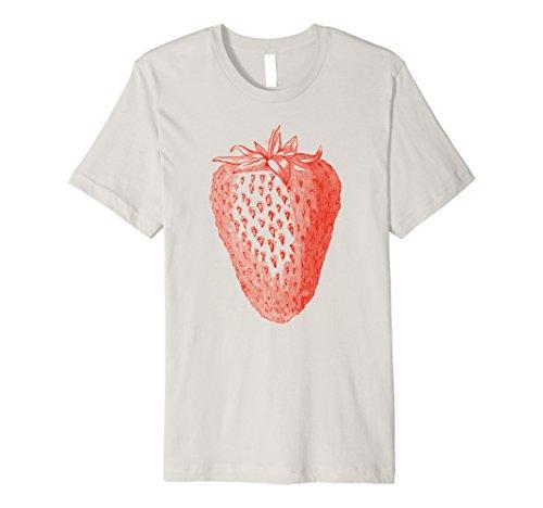 Strawberry Tshirt Vintage Halloween Costume Shirt