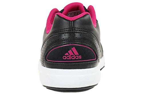 Adidas Essential Star II Women W Trainers Sneaker black schwarz