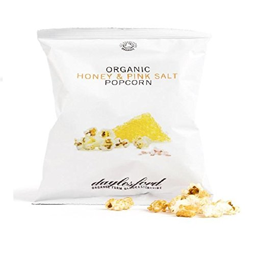 Daylesford Organic Honey   Sea Salt Popcorn   15G  0 03Lbs
