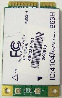 (Compaq Presario CQ60 Wifi Wireless Card)