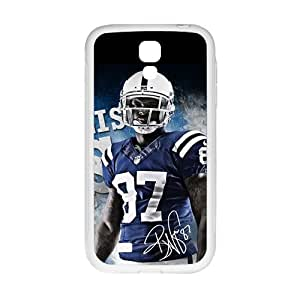 colts 37 Reggie Wayne Phone Case for Samsung Galaxy S4 Case by runtopwell