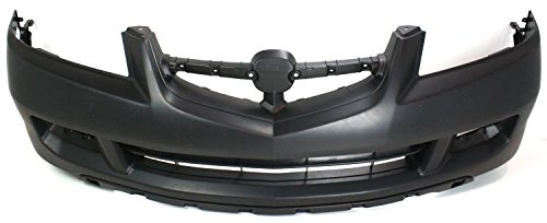 OE Replacement Acura MDX Front Bumper Cover (Partslink Number AC1000150)