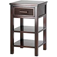Koehler D1141 25 inch Santa Rosa Side Table with Drawer