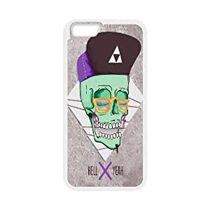 "Custom Colorful Case for Iphone6 Plus 5.5"", HELL YEAH Cover Case - HL-519395"