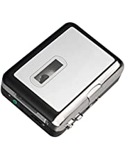 D DOLITY Cassette to MP3 Converter Player USB Walkman Records Tape Music to TF Card