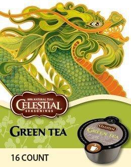 32 Count, Celestial Seasonings Green Tea for VUE - Vue Green Tea